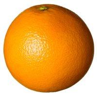 Whole FoodS Vitamins Orange